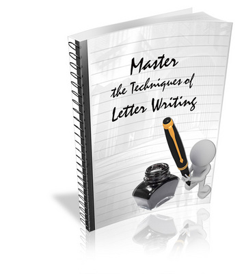 Product picture Master The Techniques of Letter Writing