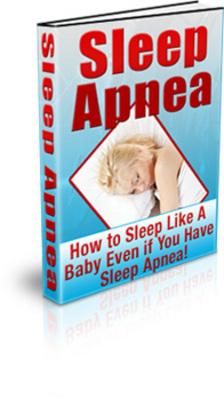Product picture Sleep Apnea